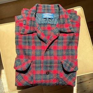 PENDLETON Plaid Wool Shirt